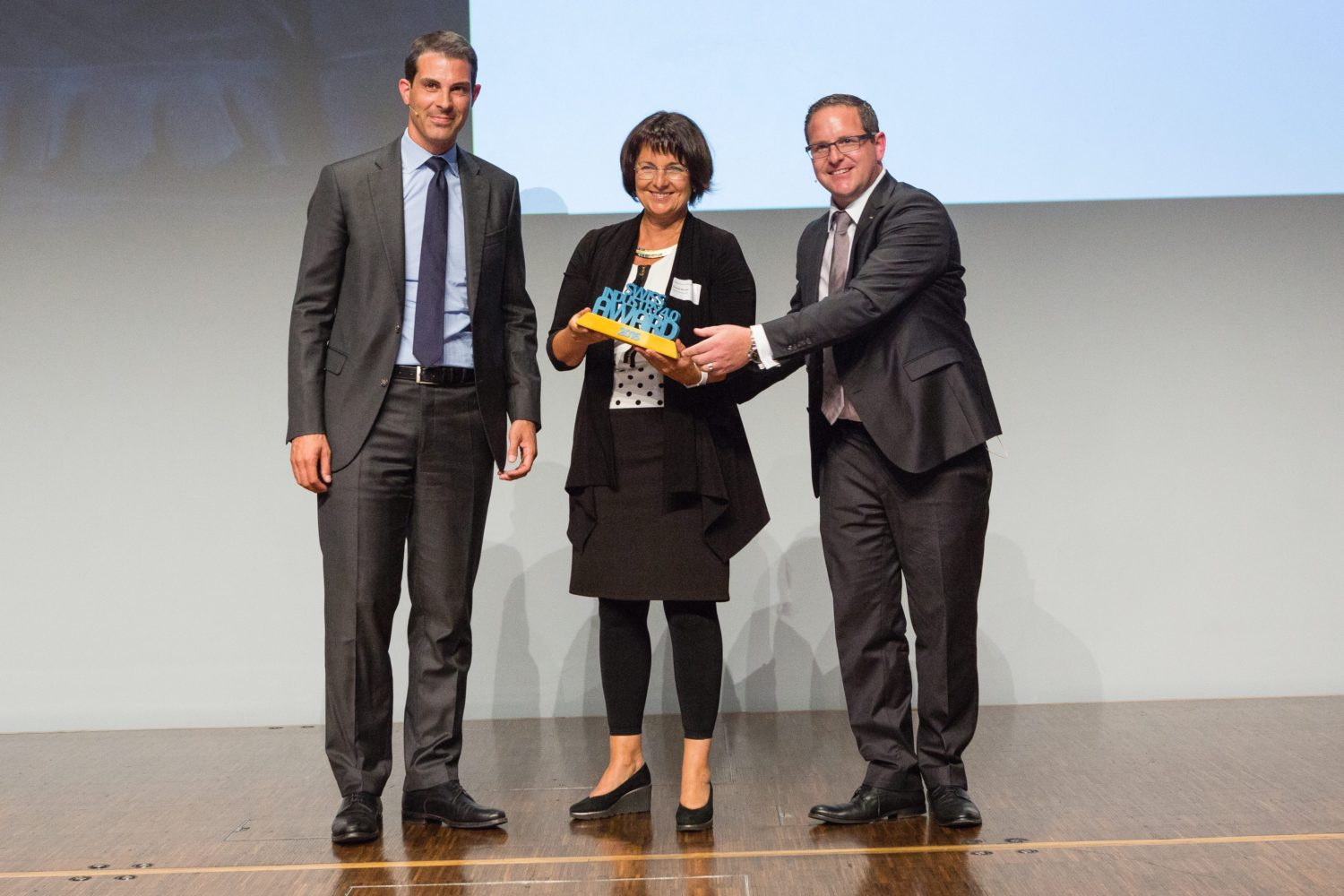 Swiss Industry 4.0 Award Impressionen