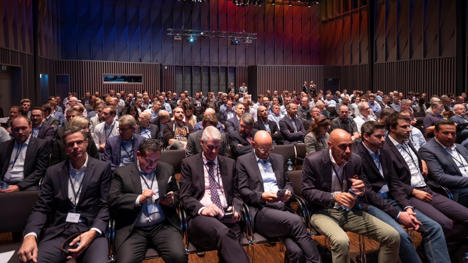 Impressionen Swiss Industry 4.0 Conference 2019